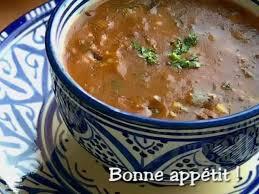 cuisine marocaine harira recettes de soupe marocaine