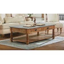 nebraska furniture coffee tables primitive coffee table with zinc top in bench nebraska furniture mart
