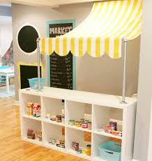 ikea hacks kinderzimmer kaufladen diy room kinderzimmer