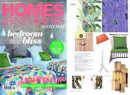 journal post homes and interiors scotland march 2014