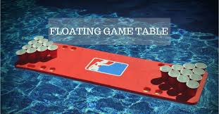 floating table for pool looking for floating tables for pools we have the answer for you
