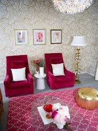 Best Living Room Images On Pinterest Pink Living Rooms - Pink living room design
