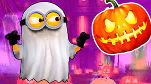 despicable me halloween costumes despicable me minion rush haunted hustle halloween update