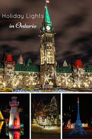 Christmas Lights Installation Toronto by The Eight Best Places To See Holiday Lights In Ontario Life In