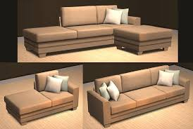 Down Sectional Sofa Mod The Sims Wcif Sectional Sofa Like This