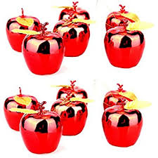 12 pcs apples tree hanging