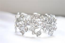 vintage wedding jewelry wedding bridal jewelry bridal bracelet wedding cuff