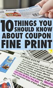 target black friday paper not in newspaper 10 things you should know about coupon fine print the krazy