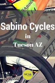 cycling in tucson with sabino cycles mclife tucson