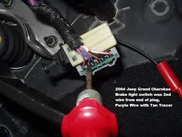 2001 jeep grand cherokee brake light 2004 jeep grand cherokee trailer brake controller installation