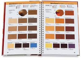 color mixing recipes for portraits blick art materials