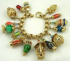 charms bracelet designs images Napier chinese lanterns charm bracelet garden party collection jpg