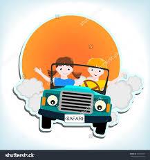 safari jeep front clipart safari jeep stock vectors vector clip art shutterstock jungle