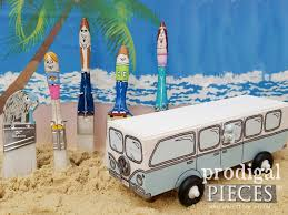 volkswagen hippie van name volkswagen mini beep and hippie paint brush fun prodigal pieces