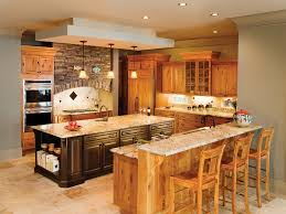 log cabin painted kitchen cabinets attractive rustic cabin