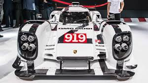porsche hybrid 919 it u0027s here the porsche 919 hybrid racer top gear