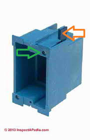 Ceiling Electrical Box by Electrical Box Repair Stripped Or Broken Electrical Box