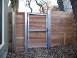 wood gate photos viking fence