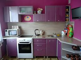 Purple Kitchen Designs Lovely Pink And Purple Kitchen 94 In House Decorating Ideas With
