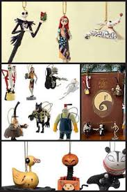 nightmare before christmas ornaments i must have these for