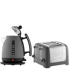 Toaster Kettle Set Dualit Jug Kettle And 4 Slot Toaster Bundle Granite Homeware