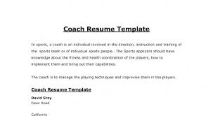 Sample Basketball Coach Resume by Free Professional Resume Template Page 2