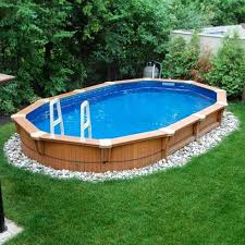 backyard design ideas with above ground pool amys office