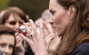 royal wedding ring royal wedding kate middleton has engagement ring made smaller