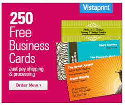 Vistaprint 10 Business Cards Vistaprint Free Business Cards 500 For 10 Is Better Here S My