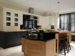 kitchen gorgeous simple kitchen collection idea with black