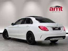 mercedes amg 64 mercedes c class 2 0 c200 amg line premium plus 4dr automatic