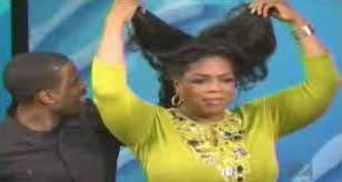 real hair chris rock impressed at oprah s real hair puts all it