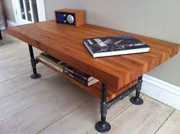 Industrial Style Coffee Table Lovable Industrial Style Coffee Table Cherry Coffee Table Modern