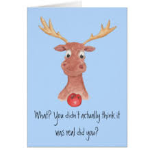rudolph red nosed reindeer cards invitations greeting