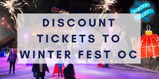 discount tickets to winter at the oc fair event center