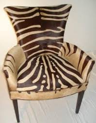 Zebra Dining Chair Covers Animal Print Dining Room Chairs Foter