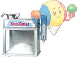 sno cone machine rental snowcone popcorn cotton candy machine rentals meriden ct