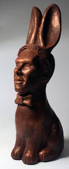 chocolate bunny ears psbattle benedict cumberbatch with bunny ears and made out