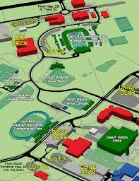 rutgers football parking map 49ers