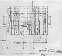 Blacksmith Shop Floor Plans by Herbert Hoover Nhs Historic Structures Report Table Of Contents