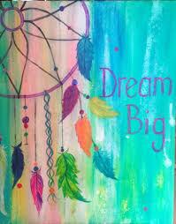 paint dream dream catcher