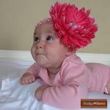 baby hair bows hair flower clip baby