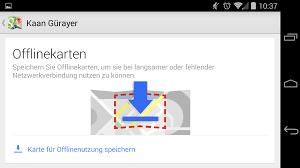 Offline Google Maps Google Maps Gespeicherte Offline Karten Verfallen Nach 30 Tagen