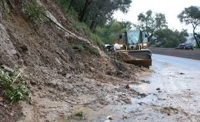 Caltrans Traffic Map Mudslide Weary Highway 17 Drivers Ask For Clear Roads Not Sympathy