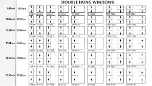 Bedroom Window Size by Double Hung Windows Standard Size Double Hung Egress Window Size