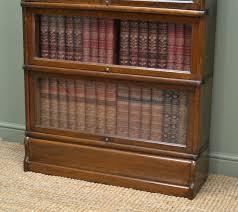 Globe Wernicke Bookcase 299 Globe Wernicke Bookcase Antiques World