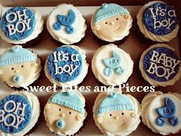 baby boy shower cupcakes baby shower cupcakes for boys sweet bites and pieces