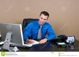 affaire bureau homme d affaires dans bureau image stock image du lointain
