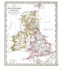 Rit Campus Map V Perthes U0027 Taschen Atlas 1850 En Stielers Hand Atlas 1847