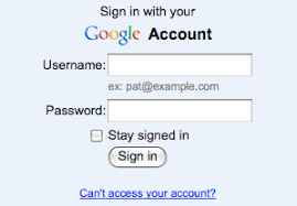 Gmail Single Sign in For Multiple Accounts